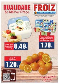 Ofertas de Froiz no folheto Froiz (  9 dias mais)