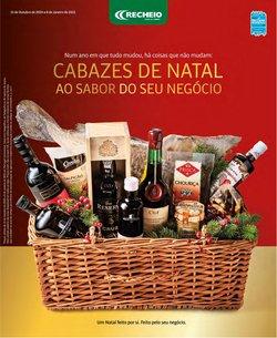 Ofertas de Natal no catálogo Recheio (  Publicado hoje)