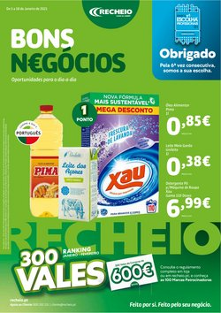 Folheto Recheio ( Vencido )
