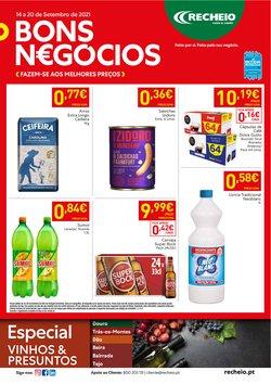 Ofertas de Supermercados no folheto Recheio (  2 dias mais)