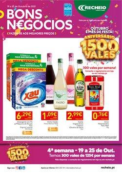 Ofertas de Supermercados no folheto Recheio (  4 dias mais)