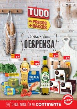 Ofertas Supermercados no folheto Continente em Funchal ( 8 dias mais )