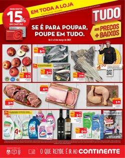 Ofertas Supermercados no folheto Continente em Funchal ( 2 dias mais )