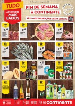 Ofertas de Supermercados no folheto Continente (  Expira hoje)