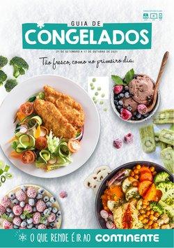Catálogo Continente (  Publicado ontem)