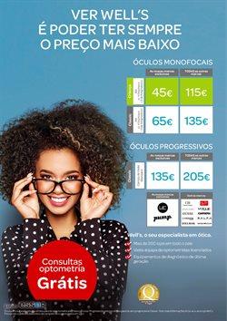 Promoções de Óculos em Well's