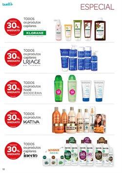 Promoções de Shampoo em Well's