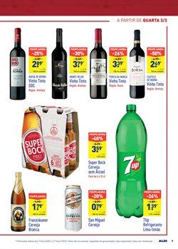 Promoções de Álcool em Aldi
