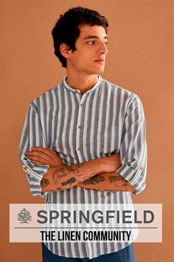 Catálogo Springfield (  15 dias mais)