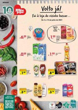 Ofertas de Supermercados no folheto Meu Super (  Expira hoje)