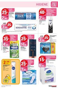 Promoções de Gillette em Intermarché