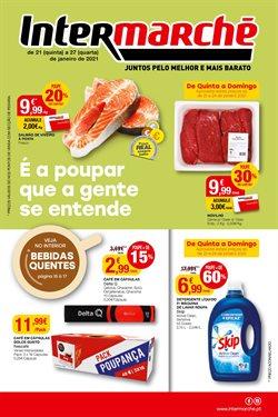 Folheto Intermarché ( Publicado ontem )