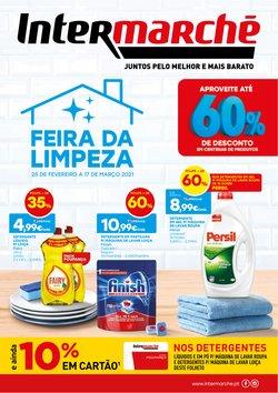 Folheto Intermarché em Lisboa ( 10 dias mais )