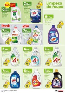 Ofertas Supermercados no folheto Intermarché ( 12 dias mais )