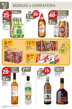 Promoções de Licor em Intermarché