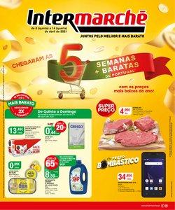 Ofertas de flores no folheto Intermarché (  2 dias mais)