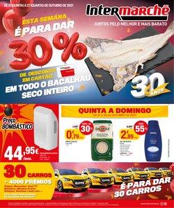 Ofertas de Supermercados no folheto Intermarché (  4 dias mais)