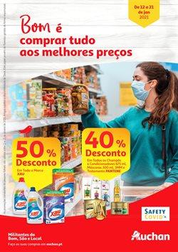 Folheto Auchan ( 2 dias mais )