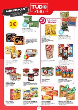 Folheto Auchan em Braga ( 8 dias mais )