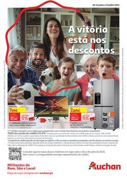 Ofertas de Informática e eletrónica no folheto Auchan (  27 dias mais)
