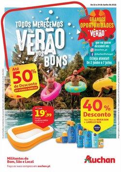 Ofertas de Bebés e brinquedos no folheto Auchan (  7 dias mais)