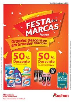 Ofertas de Auchan no folheto Auchan (  5 dias mais)