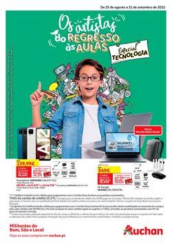 Ofertas de Informática e Eletrónica no folheto Auchan (  Expira amanhã)