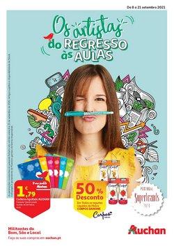Ofertas de Supermercados no folheto Auchan (  3 dias mais)