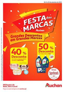 Ofertas de Supermercados no folheto Auchan (  2 dias mais)