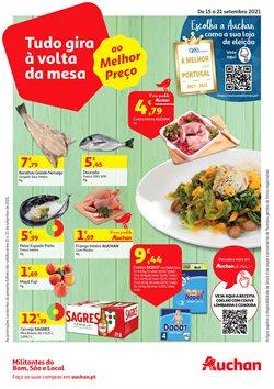 Folheto Auchan ( 3 dias mais )