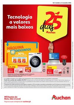 Ofertas de Farmácias e Saúde no folheto Auchan (  5 dias mais)