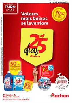 Ofertas de Supermercados no folheto Auchan (  4 dias mais)