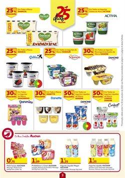 Ofertas de Danone no folheto Auchan (  3 dias mais)