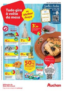 Ofertas de Supermercados no folheto Auchan (  Publicado ontem)