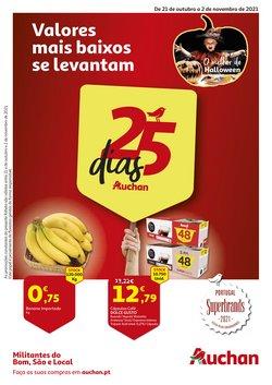 Ofertas de Farmácias e Saúde no folheto Auchan (  3 dias mais)