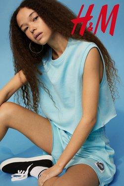 Ofertas de H&M no folheto H&M (  18 dias mais)