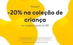 Cupão H&M em Vila Nova de Gaia ( 3 dias mais )