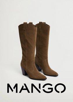 Ofertas Roupa, sapatos e acessórios no folheto Mango em Almada ( Publicado há 2 dias )