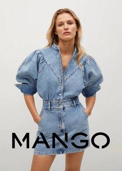 Folheto Mango ( Mais de um mês )