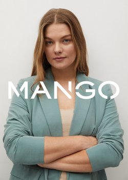 Ofertas de Mango no folheto Mango (  6 dias mais)