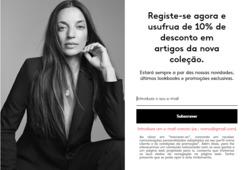 Promoção de Mango no folheto de Lisboa