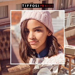 Folheto Tiffosi KIDS ( Mais de um mês )