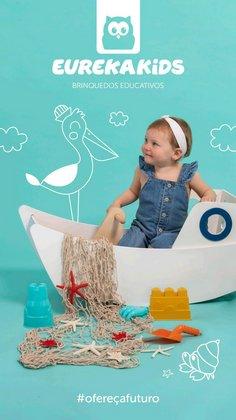 Ofertas de Bebés e brinquedos no folheto Eurekakids (  29 dias mais)