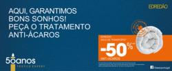 Promoção de 5 Á Sec no folheto de Lisboa