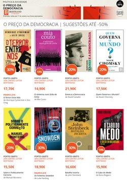 Ofertas de Livrarias, Papelaria e Hobbies no folheto Bertrand (  Expira hoje)