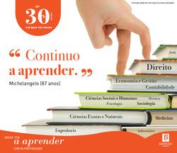 Promoção de Livros e lazer no folheto de Bertrand em Alcobaça