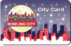 Promoção de Bowling City no folheto de Lisboa