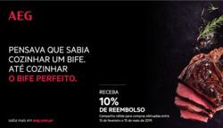 Promoção de Expert no folheto de Lisboa