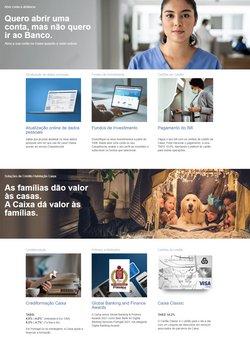 Ofertas de Caixa Geral de Depositos no folheto Caixa Geral de Depositos (  14 dias mais)