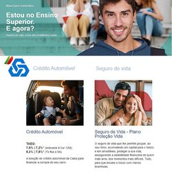 Ofertas de Bancos e Serviços no folheto Caixa Geral de Depositos (  3 dias mais)
